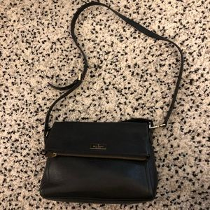Kate Spade ♠️ black crossbody purse